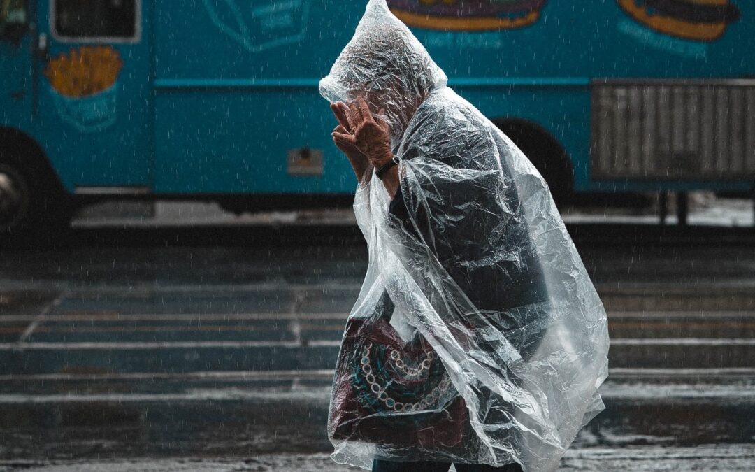 Rain / Snow During Your Move & What To Do